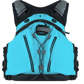 Hiko Aquatic Life Jacket fluorescent blue